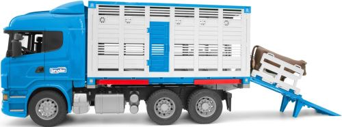transport cattle from kentucky cattle range