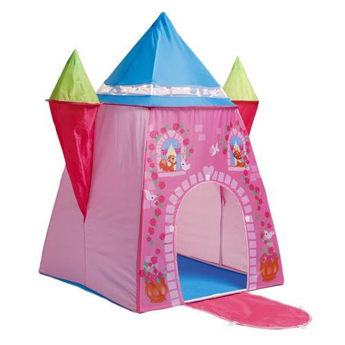 Tente Princesse Pop-it-Up avec Lumière