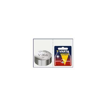 Varta V 364 - batterij - zilveroxide