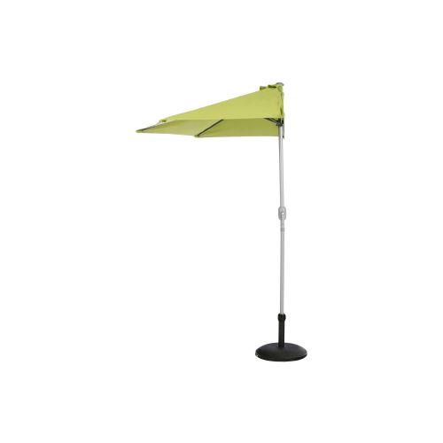 Demi parasol Serena - Diam. 2,65 m - Pistache