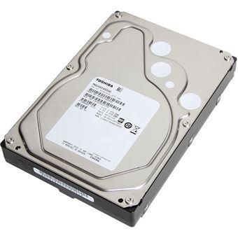 """Toshiba MG04ACA100N - Vaste schijf - 1 TB - intern - 3.5"""" - SATA 6Gb/s - NL - 7200 tpm -buffer: 128 MB"""