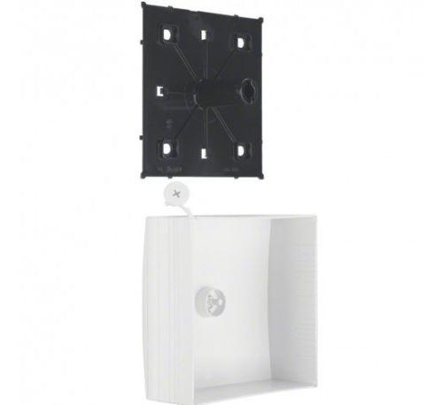 Boîte de dérivation Tehalit.Ateha - Dimensions 75 x 75 x 32mm - Blanc