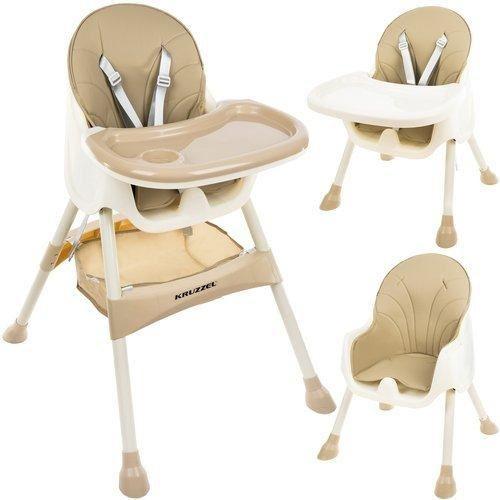 Tresice france-Chaise haute bebe 3 en 1 babymoov