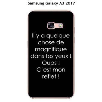 Onozo - Coque Samsung Galaxy A3 - 2017 design Citation