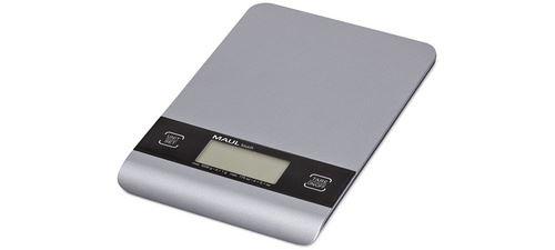 Maul pèse-lettre mixte touch, charge maximale 5000 g, argent 1635095