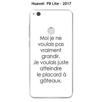 coque huawei p8 lite 2017 gateau