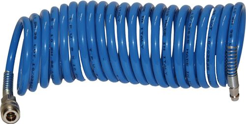 Aerotec 61981 Tuyau spiralé Pro, 10 m