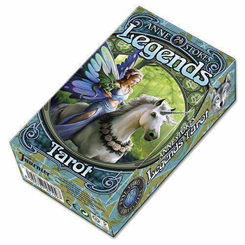 Tarot Cartes Légendes