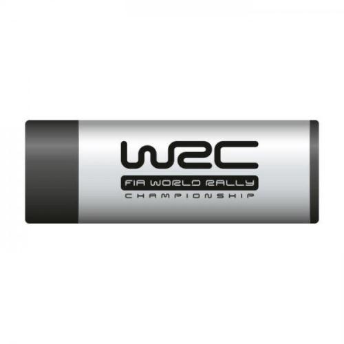 WRC Barrette parfumee effet metal senteur vanille
