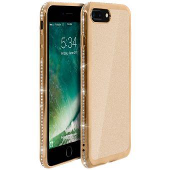 coque doree iphone 8