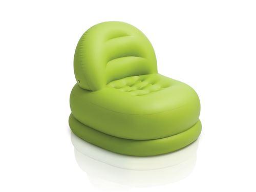 Fauteuil gonflable Gelato Vert - Intex