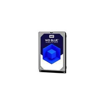 "WD Blue WD7500BPVX - Disque dur - 750 Go - interne - 2.5"" - SATA 6Gb/s - 5400 tours/min - mémoire tampon : 8 Mo"