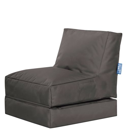 Fauteuil modulable Twist Anthracite