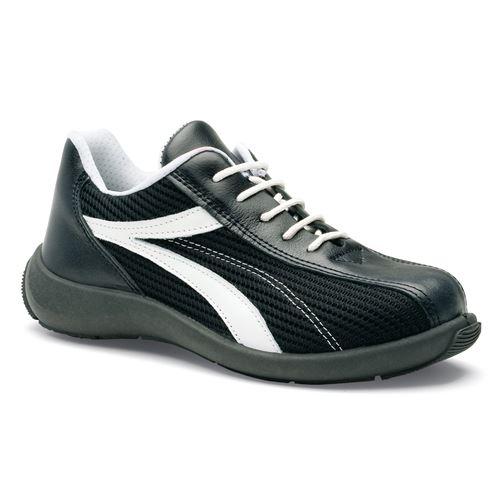 Chaussures de sécurité S24 Maya Noir/ Blanc - Taille 37 - S1P
