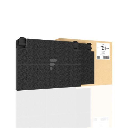 Fc29 - filtre à charbon compatible hotte indesit c00058794
