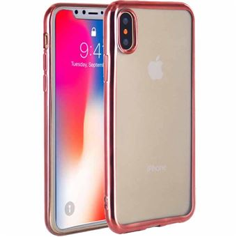 coque silicone souple iphone x