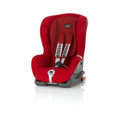 BRITAX ROMER Siege Auto Groupe 1 Duo Plus Flame Red