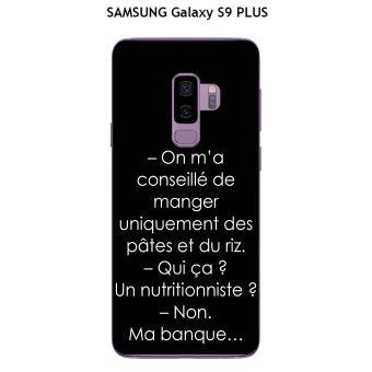 coque portable samsung s9 plus om