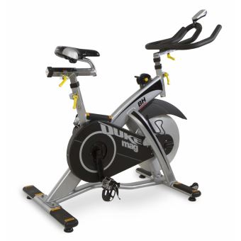 bh fitness duke mag electronique vlo intrieur h923eve km 0 vlos de cardio training achat prix fnac