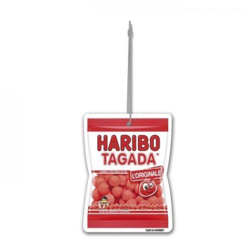 HARIBO Carte parfumee senteur TAGADA