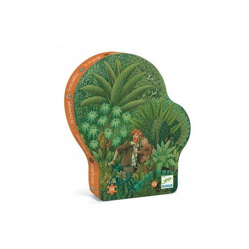 Puzzle Dans La Jungle 54 pièces Djeco