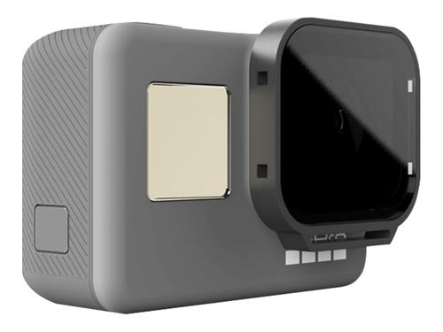 Hero6/Noir Noir /& GoPro Batterie Rechargeable pour Hero7/Noir Hero5/Noir ou Hero 2018/ Officielle GoPro Accessoire Polar Pro FiftyFifty d/ôme pour GoPro Hero 7 // Hero6 // Hero5