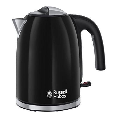 Russell Hobbs - 20413 - Bouilloire sans fil 1,7L 3000 W - Noir