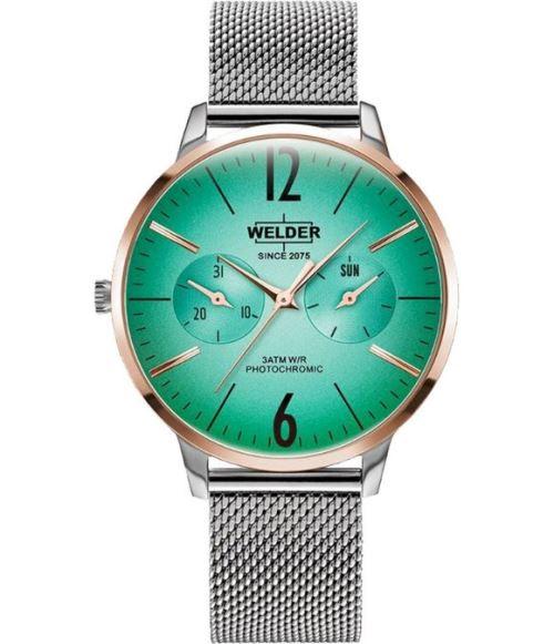 Welder Montre Homme WWRC414 Bleu
