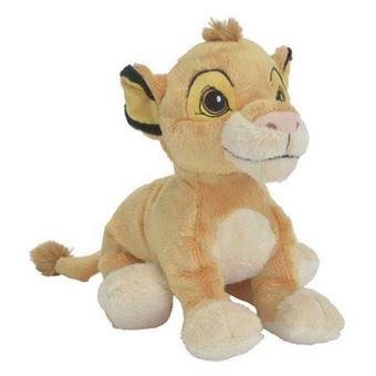 peluche le roi lion
