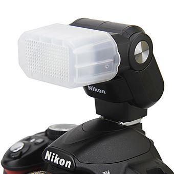 Diffuseur de Flash pour Flash Nikon Speedlite SB-300 SB-N7