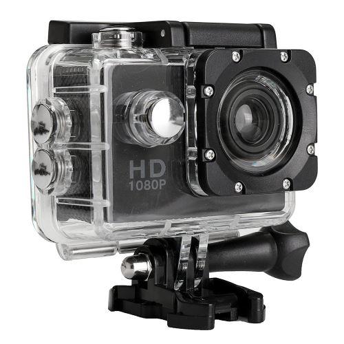 Waterproof Full Hd 1080P Action Sports Caméra Dvr Dv Cam Video Caméscope Bk