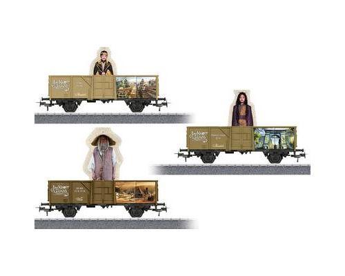 Wagon de marchandises H0 Märklin Start up 44816 Set 2 1 set