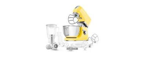 Sencor STM 6351GR - Robot de cuisine multifonction - 1000W (Jaune)