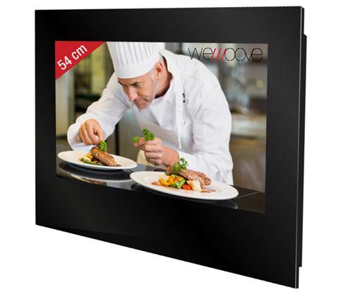 "54 cm (21.5""), TV LED Edge, DVB-T/T2/C/S2"