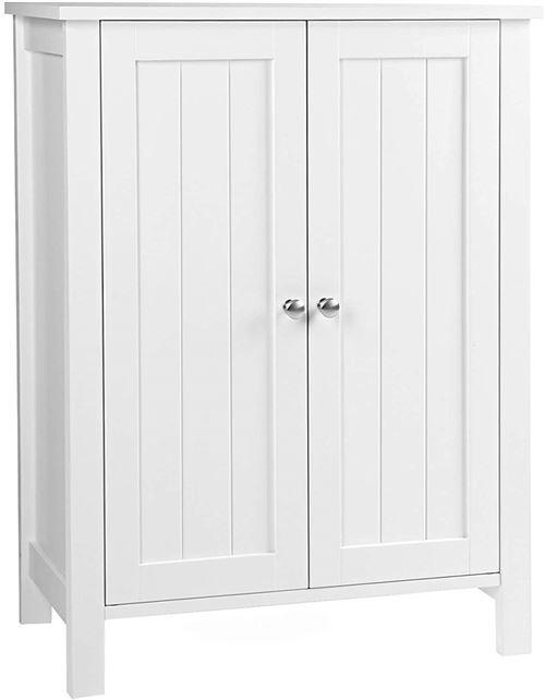 Placard meuble de salle de bain 2 portes