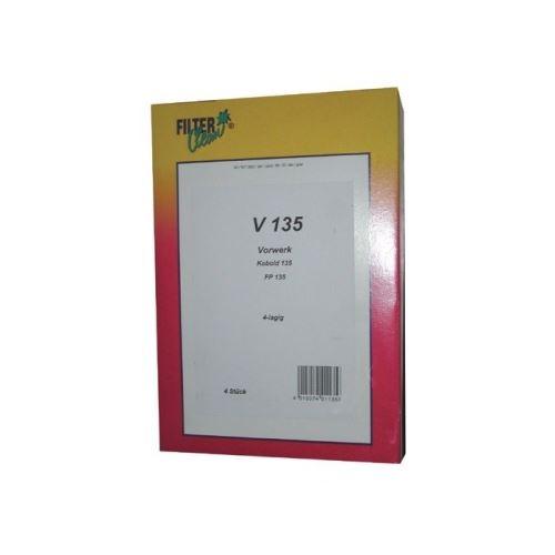 Sacs x4 pour aspirateur vorwerk - 7648320