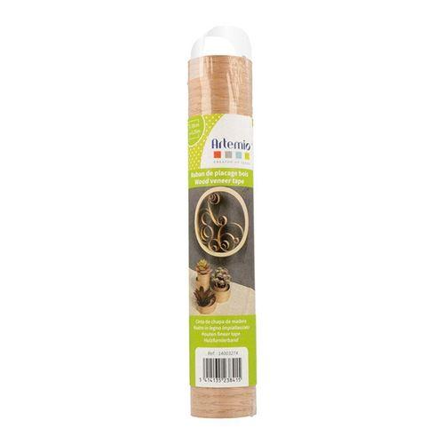 Ruban de placage bois 20 x 125 cm - Artemio