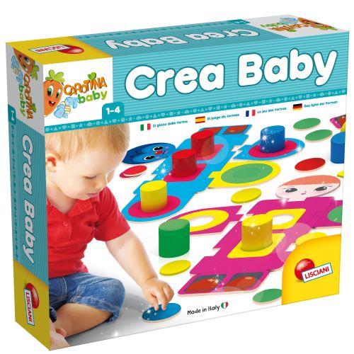 Crea baby formes et couleurs