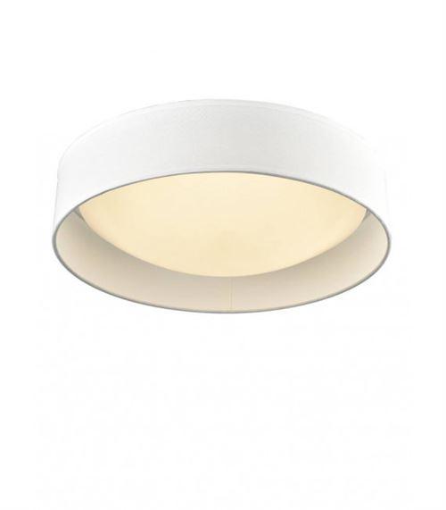Plafonnier crème 2 Ampoules