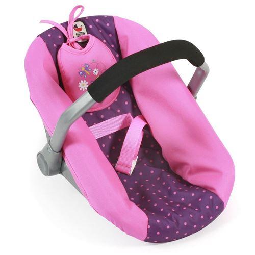 Bayer Chic 2000 708 40 Siège auto pour poupées - Coloris 40