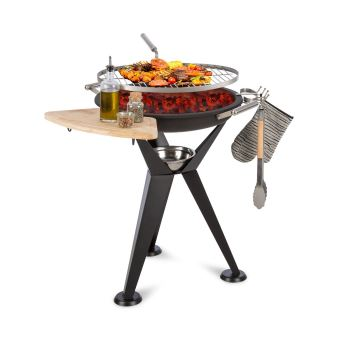 no brand Rotissoire Verticale, Barbecues sur Pieds