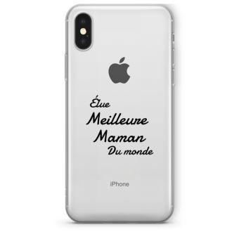 coque iphone xs max monde
