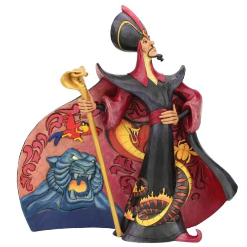 Figurine de collection Jafar - Aladdin