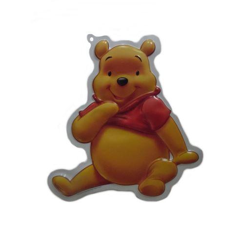 Winnie L'Ourson décoration murale 3D Disney enfant, stickers tableau
