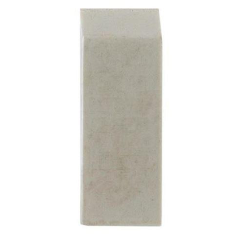 Paris Prix - Gomme Magique anti Rayures 7cm Blanc