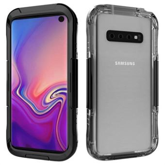 Coque Étanche Samsung Galaxy S10 Active Series IP68 - Noire