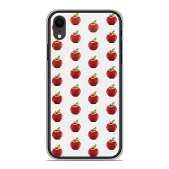coque iphone xr apple pomme