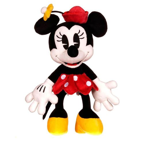 Disney Mickey's Shorts - Peluche Minnie Mouse 10 \