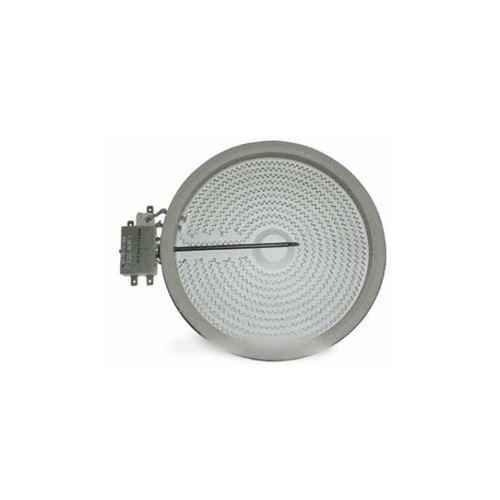 Foyer halogene dia 180 1800 watts pour table de cuisson faure - 374293800