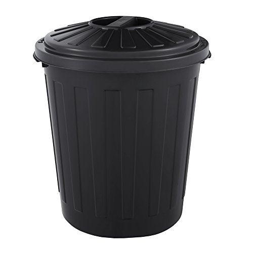 Okt 2053691 poubelle plastique graphite 7 l taille mini 10212826000